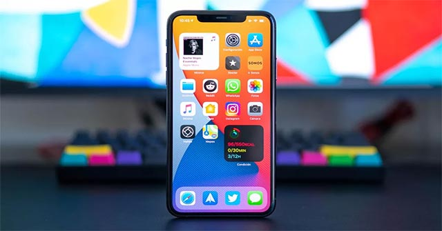 A list of email apps that can be set as default on iOS 14