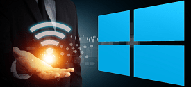 How to review Wi-Fi connection history and WLAN reports on Win 10