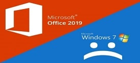 Is it possible to install OFFICE 2019 on Windows 7 and Win 8 / 8.1?