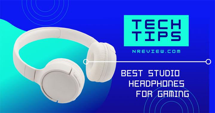 Best-Studio-Headphones-for-Gaming