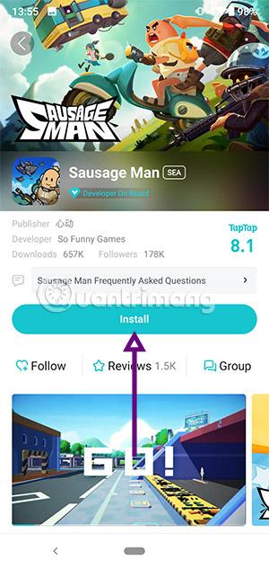 download sausage man apk latest
