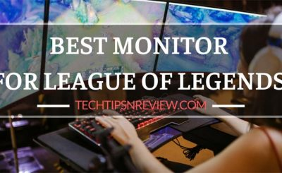 Best-Monitor-For-League-Of-Legends